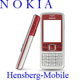 original nokia 6300 oberschale komplett cover rot red ebay. Black Bedroom Furniture Sets. Home Design Ideas
