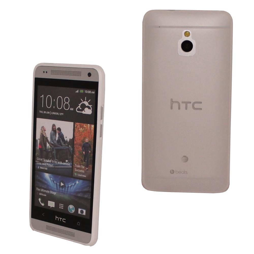 ULTRA-SLIM-Case-0-3-mm-SCHUTZ-HULLE-COVER-Tasche-Deckel-FUR-HTC-ONE-MINI-M4-Weiss
